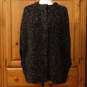 Denver Haye's Sweater Poncho